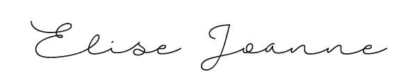 Logo EliseJoanne
