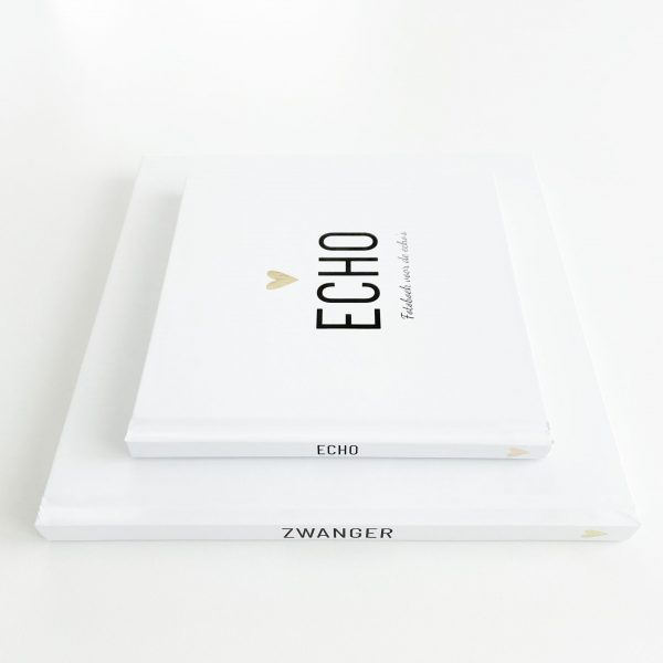 echo en zwanger boek
