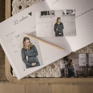 Zwanger 32 weken pagina binnenkant