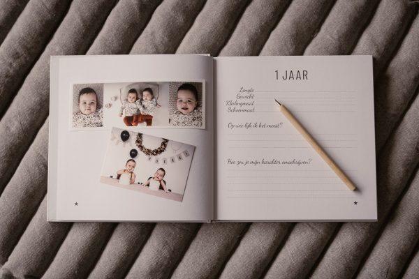 Babyboek 1 jaar