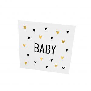 Lifestyle2Love enkele kaart baby