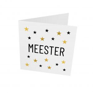 Lifestyle2Love Wenskaart meester