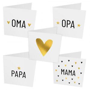 Lifestyle2Love kaartenset familie